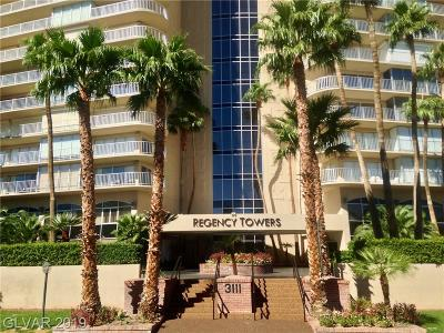 Regency Towers Amd High Rise Under Contract - Show: 3111 Bel Air Drive #19G