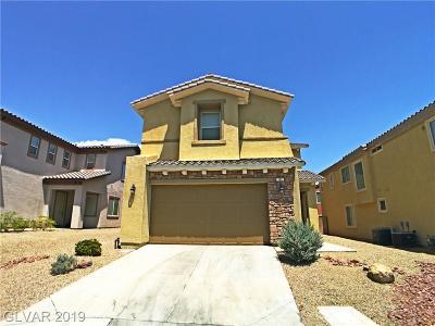 Las Vegas Single Family Home For Sale: 182 Castle Course Avenue