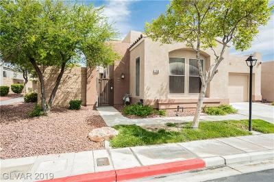 Las Vegas Single Family Home For Sale: 150 Twin Towers Avenue