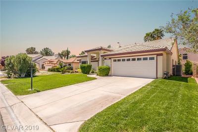 Las Vegas Single Family Home For Sale: 5513 Excelsior Springs Lane