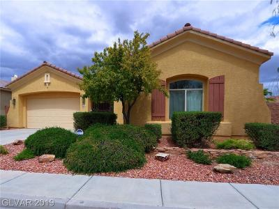Las Vegas, Henderson Single Family Home For Sale: 4972 Kaibab Forest Avenue