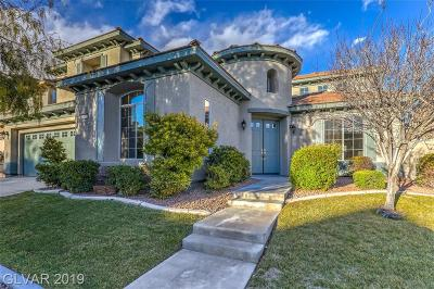 Las Vegas NV Single Family Home Under Contract - Show: $849,500