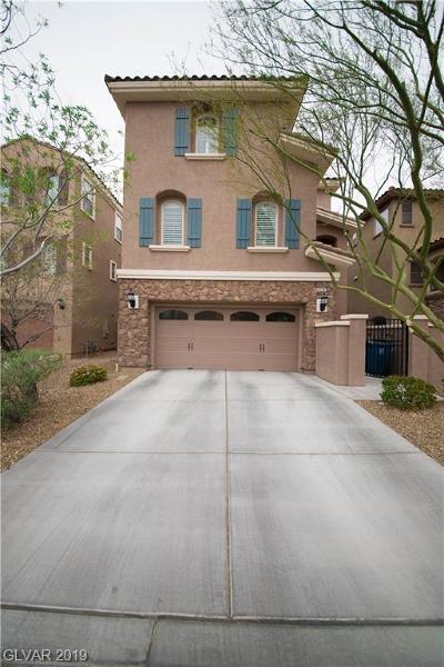 Single Family Home For Sale: 10181 Longoria Street
