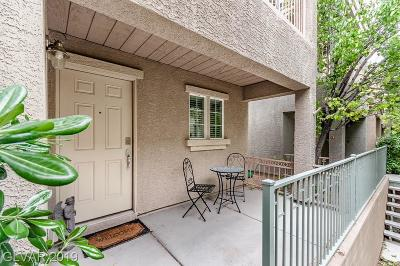 Las Vegas Single Family Home For Sale: 7408 Bewitching Court