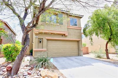 North Las Vegas Single Family Home For Sale: 705 Sterling Spur Avenue