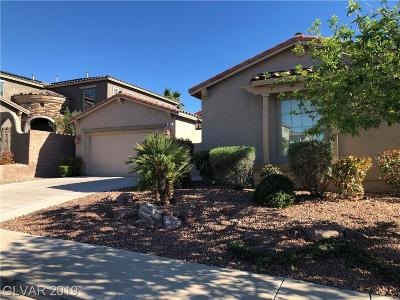 Las Vegas, Henderson Single Family Home For Sale: 855 Chameleon Star Avenue