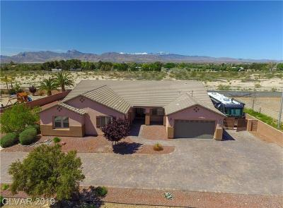Las Vegas Single Family Home For Sale: 7387 Peace Rose Street