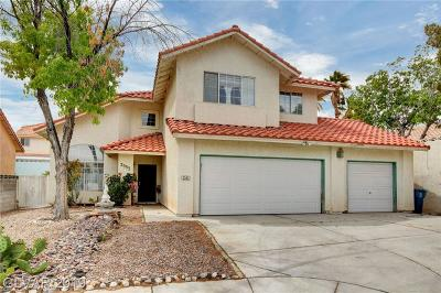 Las Vegas NV Single Family Home For Sale: $345,000