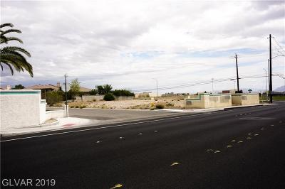 Las Vegas Residential Lots & Land For Sale: 6700 Oakey Boulevard