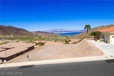 Boulder City Residential Lots & Land For Sale: 892 Moonstone Drive