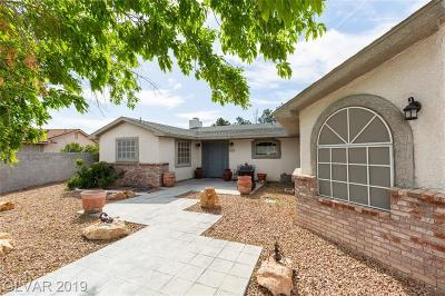 North Las Vegas Single Family Home For Sale: 4113 Thicket Avenue