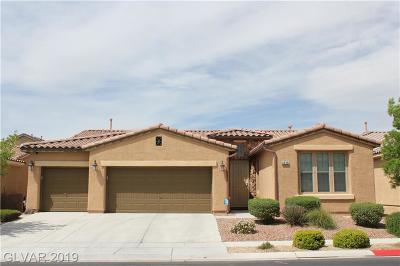 North Las Vegas Single Family Home For Sale: 8039 Meadow Falls Street