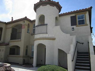 Las Vegas, Henderson Condo/Townhouse Under Contract - No Show: 50 Aura De Blanco Street #13204