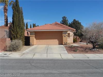 Single Family Home For Sale: 1700 April Shower Place