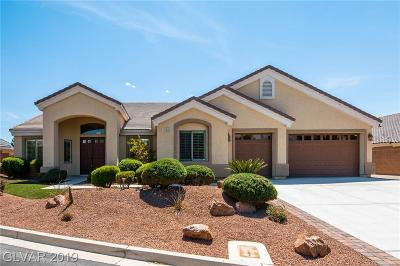 Las Vegas Single Family Home For Sale: 347 Chaplin Cove Avenue