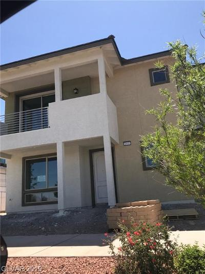 Henderson Single Family Home For Sale: 1035 Sunset Road