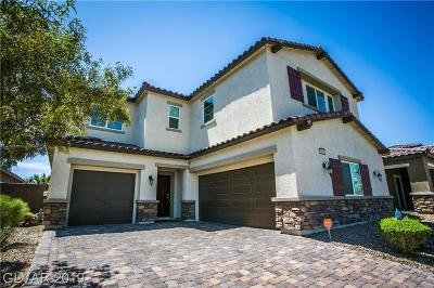 North Las Vegas Single Family Home For Sale: 1509 Fantastic Court
