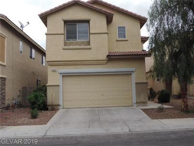 Las Vegas Single Family Home For Sale: 5372 Cielo Oro Street