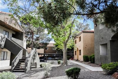 Las Vegas Condo/Townhouse Under Contract - No Show: 3151 Soaring Gulls Drive #1024