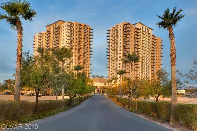Las Vegas NV High Rise For Sale: $1,099,900