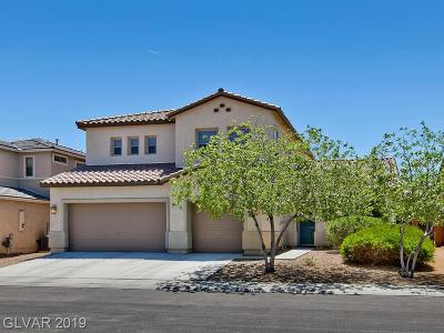 North Las Vegas Single Family Home For Sale: 1925 Bluff Knoll Court