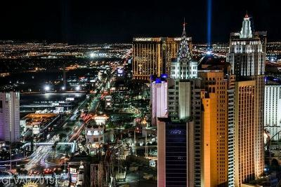 Las Vegas NV High Rise For Sale: $3,785,000