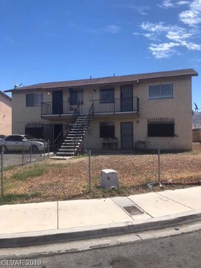 Las Vegas Multi Family Home For Sale: 1571 Northwind Court