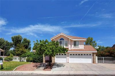Boulder City Single Family Home For Sale: 1596 Bermuda Dunes Drive