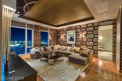 Las Vegas NV High Rise For Sale: $4,500,000