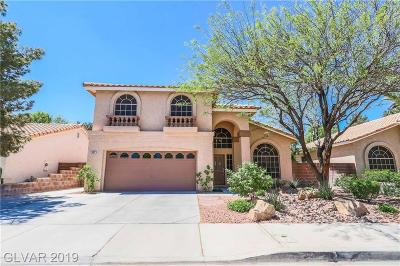 Las Vegas, Henderson Single Family Home For Sale: 907 Derringer Lane