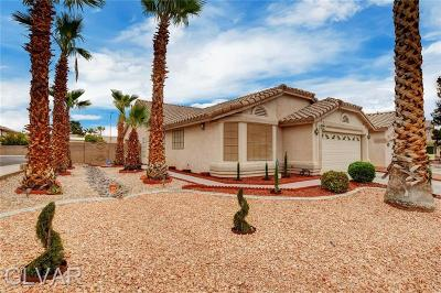 North Las Vegas Single Family Home For Sale: 4720 Grand Rock Drive