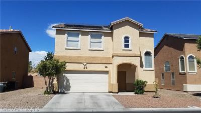 Las Vegas Single Family Home For Sale: 5308 Vista Hermosa Avenue