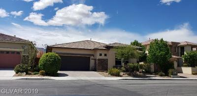 Las Vegas, Henderson Single Family Home For Sale