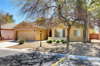 Las Vegas Single Family Home For Sale: 5641 Little Lake Avenue