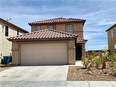 Single Family Home For Sale: 8628 Mesquite Hills Street