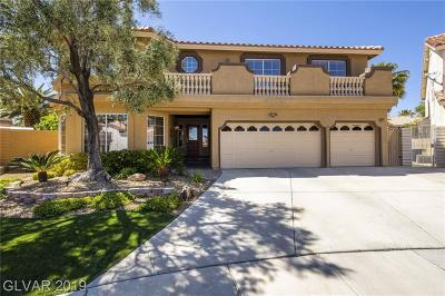 Henderson Single Family Home Under Contract - Show: 2421 Enchantment Circle