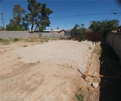 Las Vegas Residential Lots & Land For Sale: 2405 Berkley Avenue
