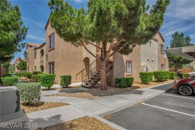Rhodes Ranch Condo/Townhouse For Sale: 9580 West Reno Avenue #139
