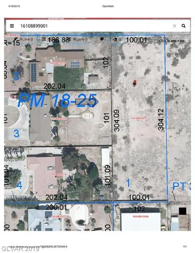 Las Vegas Residential Lots & Land For Sale: Happy Valley