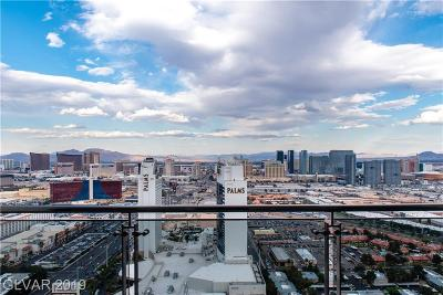 Las Vegas High Rise For Sale: 4381 Flamingo Road #5312