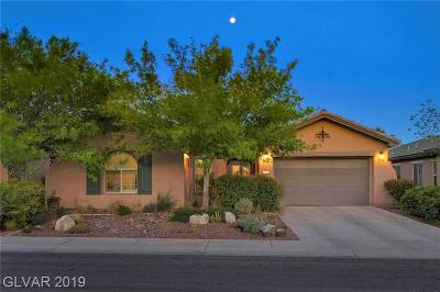 Las Vegas Single Family Home For Sale: 220 Muldowney Lane