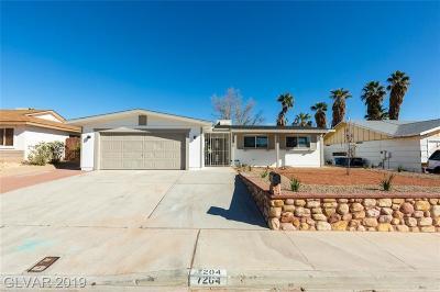 Single Family Home For Sale: 7204 Blizzard Lane