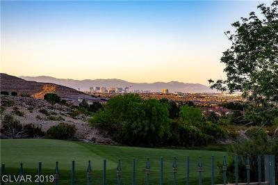Las Vegas Residential Lots & Land For Sale: 70 Golf Estates Drive