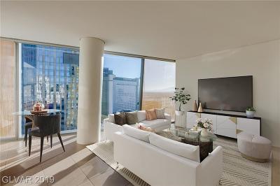 Sky Las Vegas, Veer Towers, Vdara Condo Hotel High Rise For Sale: 3722 Las Vegas Boulevard #1601