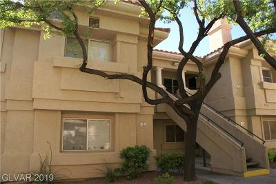 Las Vegas, Henderson Condo/Townhouse For Sale: 1557 Lake Placid Terrace #1557