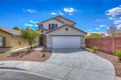 Las Vegas Single Family Home For Sale: 8469 Cavaricci Avenue