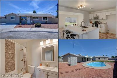 Single Family Home For Sale: 2720 Sierra Madre Drive