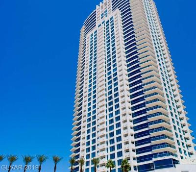 Sky Las Vegas High Rise For Sale: 2700 Las Vegas Boulevard #2307