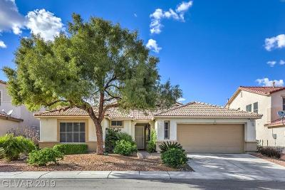 North Las Vegas Single Family Home For Sale: 1722 Autumn Sage Avenue