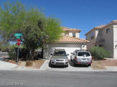 Single Family Home For Sale: 3970 Shimmering Plains Street